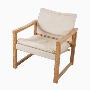 Diana Safari Chair by Karin Jobring for Ikea, 1970s