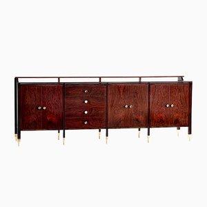 Rosewood Sideboard by Carlo di Carli for Sormani, 1964