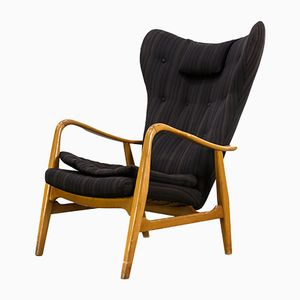 Lounge Chair by Madsen & Schübel for Vik & Blindheim, 1950s