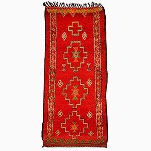Vintage Moroccan Boujad Berber Rug, 1970s