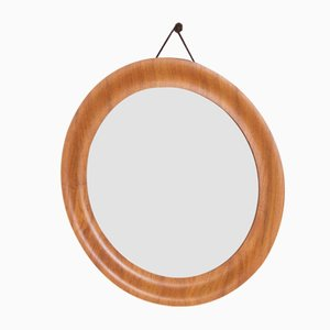 Scandinavian Wall Mirror, 1960s