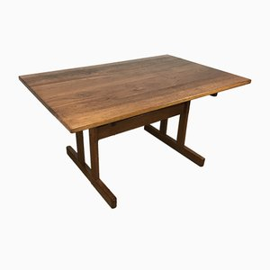Danish Teak Dining Table from KP Møbler, 1960s