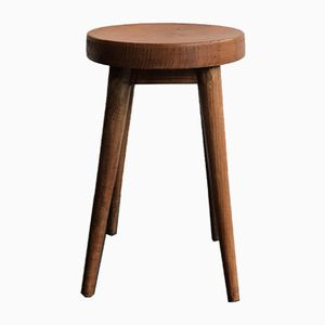 Stool by Pierre Jeanneret, 1960s