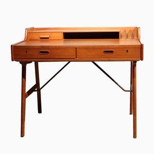 Schreibtisch von Arne Wahl Iversen für Vinde Møbelfabrik, 1960er