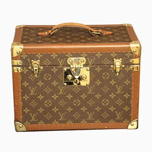 Vanity Case from Louis Vuitton, 1980s