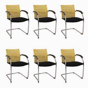 S78 Dining Chairs by Jozef Gorcica & Andreas Krob for Thonet, 1990s, Set of 6