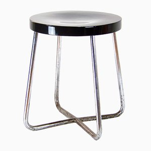 Functionalist Stool, 1930s