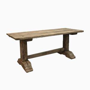 Antique Monastery Table