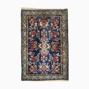 Vintage Handmade Persian Tehran Rug, 1970s