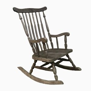 Vintage Rocking Chair from Baumann