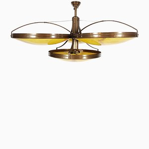 Large Pendant Lamp, 1989