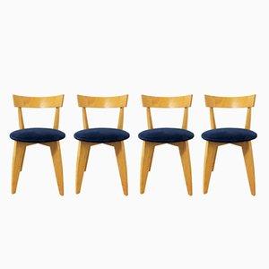 Carugo Stühle von James Irvine für Cappellini, 1990er, 4er Set