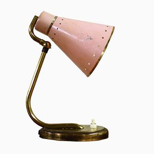 Vintage Danish Table Lamp, 1960s