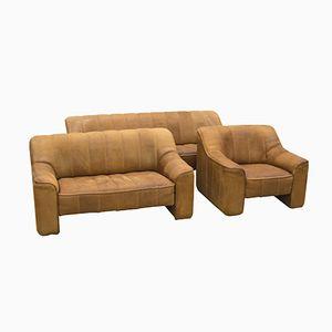 DS44 Sofa Set from de Sede, 1970s