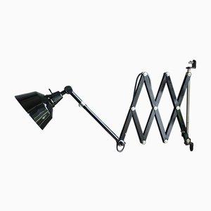 Vintage Model 1000-II Scissor Lamps by Curt Fischer for Midgard, Set of 2