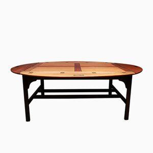 Mid-Century Danish Mahogany Table, 1960s