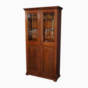 French Oak Kitchen Cabinet, 1900s