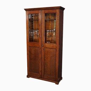 French Oak Kitchen Cabinet, 1900s