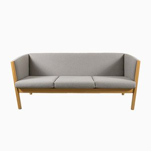 Vintage 3-Seater 285 Sofa by Hans J. Wegner for Getama