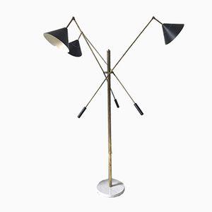 Italienische Vintage Stehlampe von Stilnovo