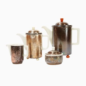 Vintage Coffee Set from Bauscher & Weiden