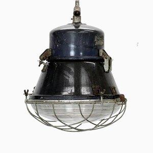 Mid-Century Industrial Studio Ceiling Lamp, 1966