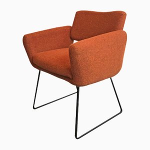 Model 763 Armchair by Joseph-André Motte for Steiner, 1958