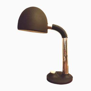 Vintage Schreibtischlampe von Hillebrand