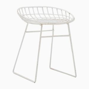 KM05 Wire Stool by Cees Braakman for Pastoe, 1953