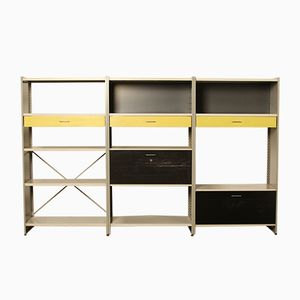 Wall Unit by A.R. Cordemeyer & L.J. Holleman for Gispen, 1960s