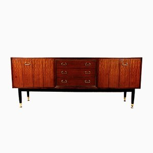 Mid-Century Teak Credenza by E-Gomme for G-Plan, 1950s