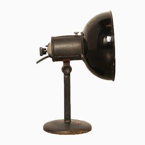 Verstellbare Deutsche Mid-Century Lampe, 1940er