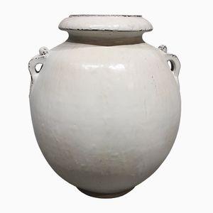 Große Mid-Century Vase von Svend Hammershøj für Herman A. Kähler, 1950er