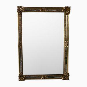 Großer Vintage Spiegel von Deknudt