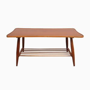 Coffee Table by Lucian Ercolani for Ercol Concav, 1950s
