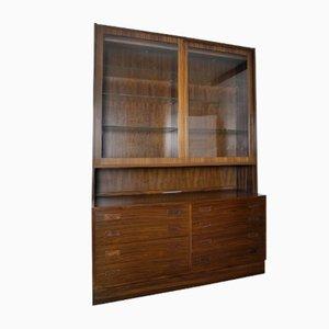 Vintage Rosewood Cabinet by Poul Hundevad for Hundevad & Co, 1970s