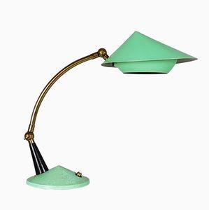 Mid-Century Italian Adjustable Table Lamp