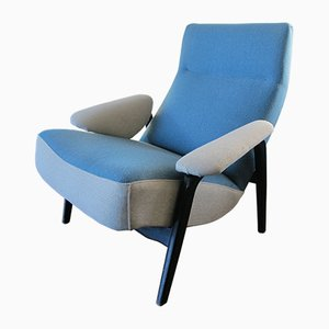 Mid-Century Lounge Chair by Theo Ruth for Artifort, 1950s