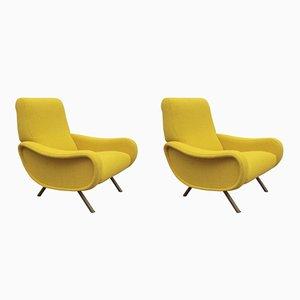 Sessel von Marco Zanuso für Arflex, 1950er, 2er Set