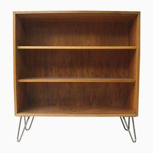 Vintage Bookshelf in Walnut by Georg Satink for WK Möbel, 1950s