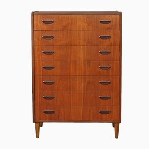 Vintage Tall Chest of Drawers