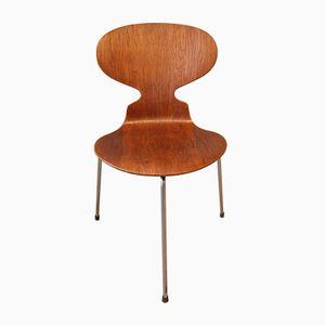 Ant Stühle von Arne Jacobsen für Fritz Hansen, 1950er, 2er Set