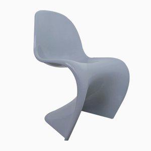 Grauer Panton Chair Classic von Verner Panton für Vitra, 1998