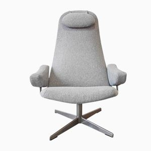 Swivel Chair by Alf Svensson for Dux, 1960s