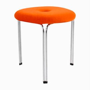 Mid-Century German Stool from Tacke
