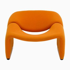 Vintage F598 Groovy Chair by Pierre Paulin for Artemide
