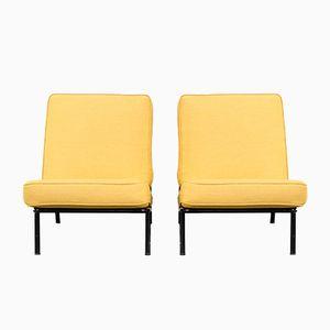 Modell 013 Sessel von Alf Svensson für Artifort, 1950er, 2er Set