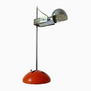 Italienische T395 Schreibtischlampe von Robert Sonneman für Luci Cinisello Milano, 1970er