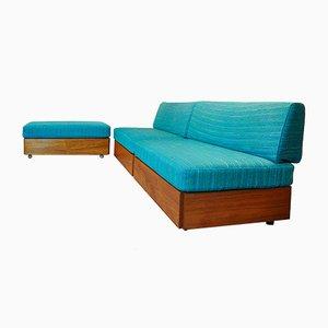 Modulares Vintage Sofa Set von Verner Panton für France & Søn