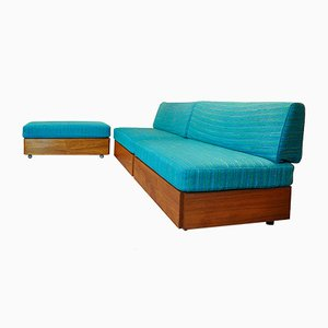 Vintage Modular Sofa Set by Verner Panton for France & Søn